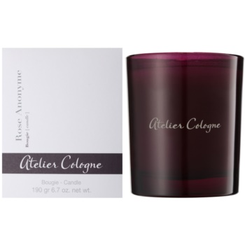 Atelier Cologne Rose Anonyme lumanari parfumate