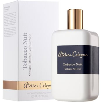 Atelier Cologne Tobacco Nuit parfumuri unisex 1