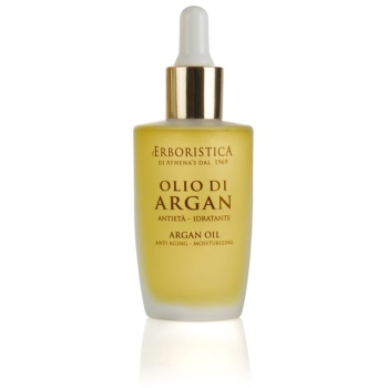 Athena's l'Erboristica Argan Oil Elixir olej arganowy niefiltrowany na twarz i szyję