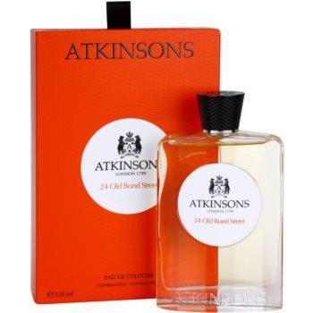 Atkinsons 24 Old Bond Street Eau de Cologne für Herren 1