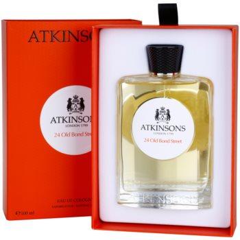 Atkinsons 24 Old Bond Street Eau de Cologne für Herren 4