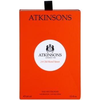 Atkinsons 24 Old Bond Street Eau de Cologne für Herren 5