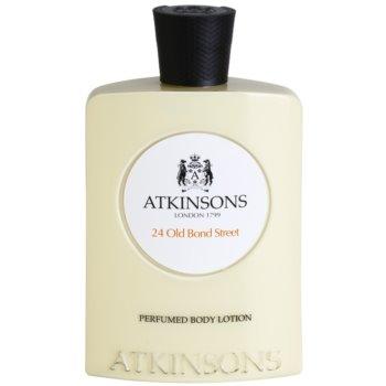 Atkinsons 24 Old Bond Street lapte de corp pentru barbati 200 ml