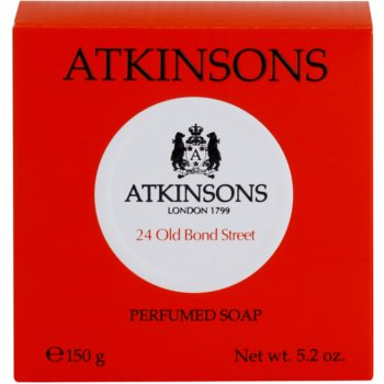 Atkinsons 24 Old Bond Street parfémované mydlo pre mužov 1