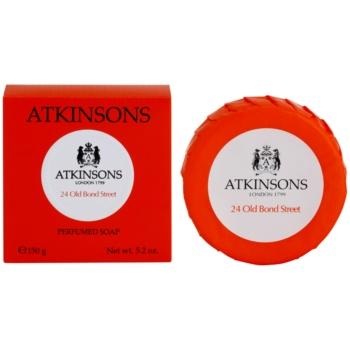 Atkinsons 24 Old Bond Street sapun parfumat pentru barbati 150 g