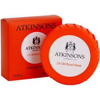 Atkinsons 24 Old Bond Street parfémované mydlo pre mužov 2