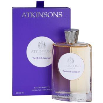 Atkinsons The British Bouquet Eau de Toilette unisex 1