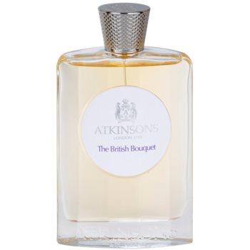 Atkinsons The British Bouquet Eau de Toilette unissexo 2