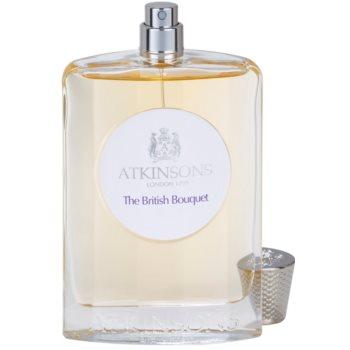 Atkinsons The British Bouquet Eau de Toilette unissexo 3
