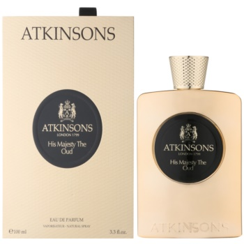 Atkinsons His Majesty Oud Eau De Parfum pentru barbati 100 ml