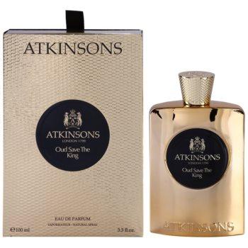 Poza Atkinsons Oud Save The King Eau De Parfum pentru barbati 100 ml