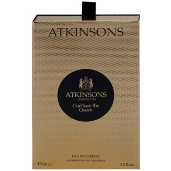 Atkinsons Oud Save The Queen Eau de Parfum für Damen 4