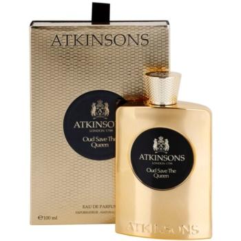 Atkinsons Oud Save The Queen Eau de Parfum für Damen 1