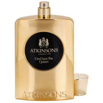Atkinsons Oud Save The Queen Eau de Parfum für Damen 3