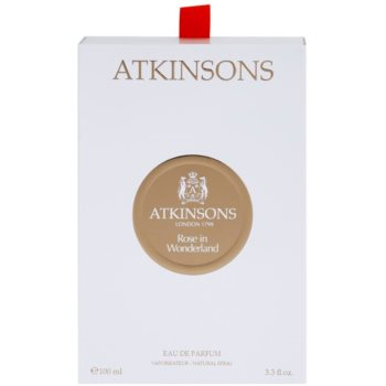 Atkinsons Rose In Wonderland Eau de Parfum unisex 4