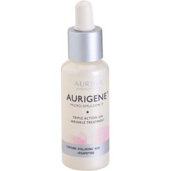 Auriga Aurigene Micro-Emulsion P лосион против бръчки