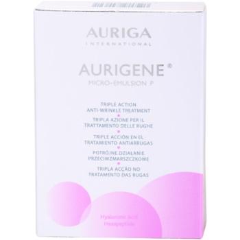 Auriga Aurigene Micro-Emulsion P лосион против бръчки 3