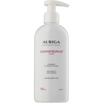 Auriga Dermatrophix zpevňující tělový krém proti stárnutí pokožky Skin Fragility and Thinning 200 ml