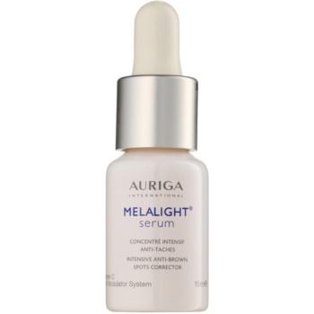 Auriga Melalight serum przeciw przebarwieniom skóry