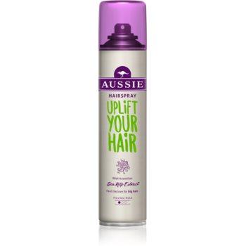 Aussie Uplift Your Hair Haarspray für mehr Volumen 250 ml