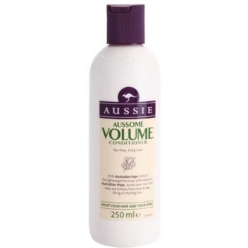 Aussie Aussome Volume kondicionér pro jemné a zplihlé vlasy
