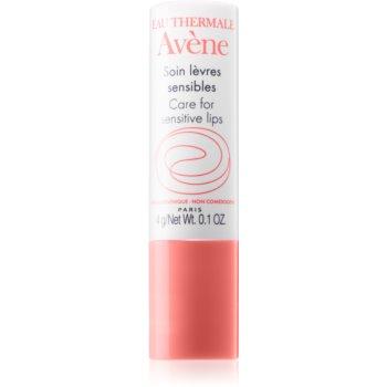 Avène Skin Care balsam nutritiv pentru buze sensibile poza noua