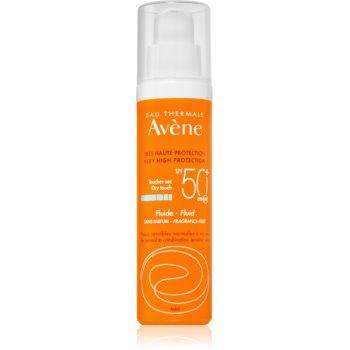 Avène Sun Sensitive protective fluid SPF 50+