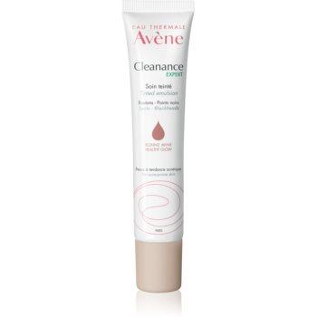 Avène Cleanance Expert emulsie nuanțatoare impotriva imperfectiunilor pielii cauzate de acnee