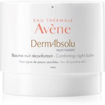 Avène DermAbsolu balsam de noapte pentru regenerare si netezire