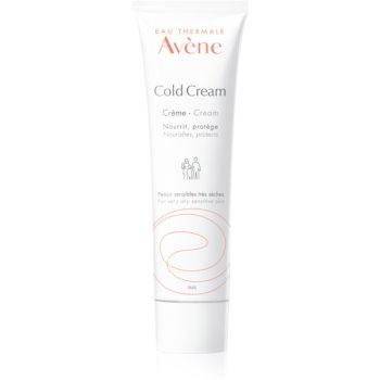 Avène Cold Cream crema pentru piele foarte uscata