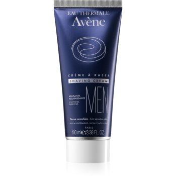 Avène Men cremă pentru bărbierit pentru piele sensibilă poza noua