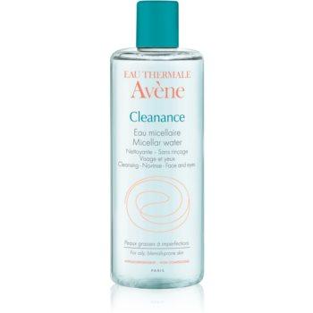 Av?ne Cleanance apa pentru curatare cu particule micele pentru ten acneic imagine produs