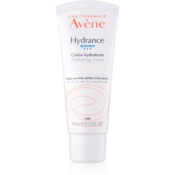 Avène Hydrance cremă hidratantă pentru ten uscat si foarte uscat