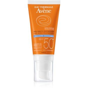 Avène Sun Sensitive emulsie fara parfum SPF 50+
