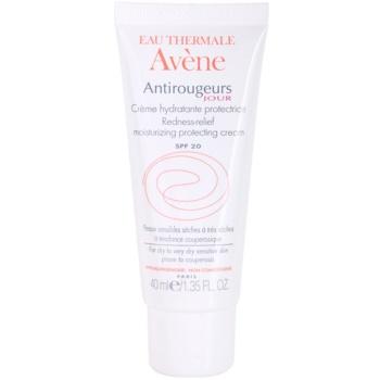 Avene Antirougeurs creme de dia para a pele sensível com tendência a aparecer com vermelhidão