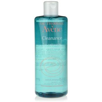 Avene Cleanance мицеларна почистваща вода за проблемна кожа, акне 1