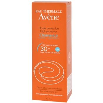 Avene Cleanance Solaire proteção solar para pele acneica SPF 30 2