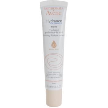 Avene Hydrance Crema hranitoare pentru ten sensibil, uscat sau foarte uscat