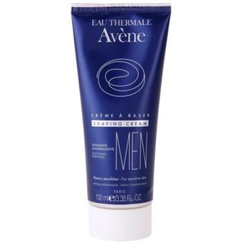 Avène Men crema de barbierit pentru piele sensibila