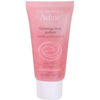 Avene Skin Care peeling oczyszczający  dla cery wrażliwej