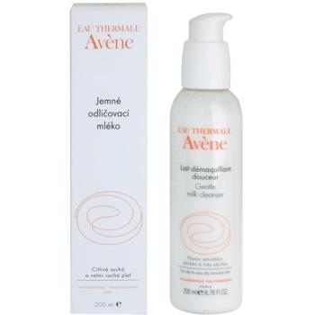 Avene Skin Care mleko za odstranjevanje ličil za občutljivo kožo 2