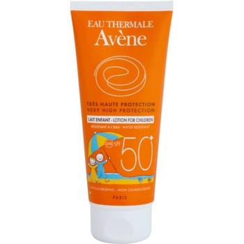 Avène Sun Kids ochranné mléko pro děti SPF 50+ 100 ml