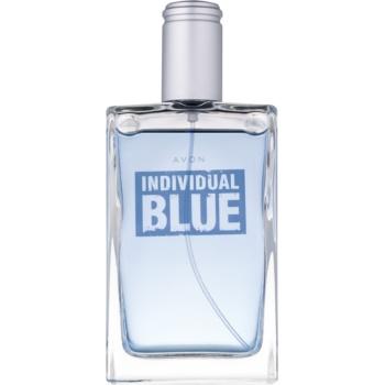Fotografie Avon Individual Blue for Him toaletní voda pro muže 100 ml