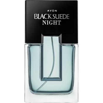 Avon Black Suede Night eau de toilette pentru barbati 75 ml