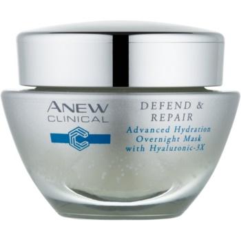 Avon Anew Clinical masca hidratanta de noapte efect regenerator