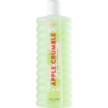 Avon Bubble Bath pěna do koupele s vůní jablek 500 ml