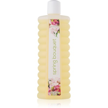 Avon Bubble Bath spumă de baie, cu aromă de flori de primăvară