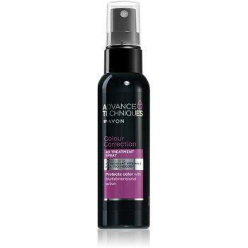 Avon Advance Techniques Colour Correction îngrijire spray 4D, fără clătire pentru păr vopsit poza noua