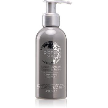 Avon Planet Spa Korean Charcoal Cleanse & Refine gel de curã?are cu carbune activ poza
