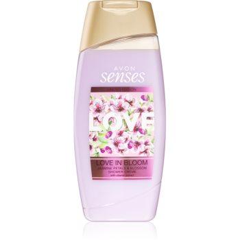 Avon Senses Love in Bloom cremã pentru du? cu parfum de iasomie imagine produs